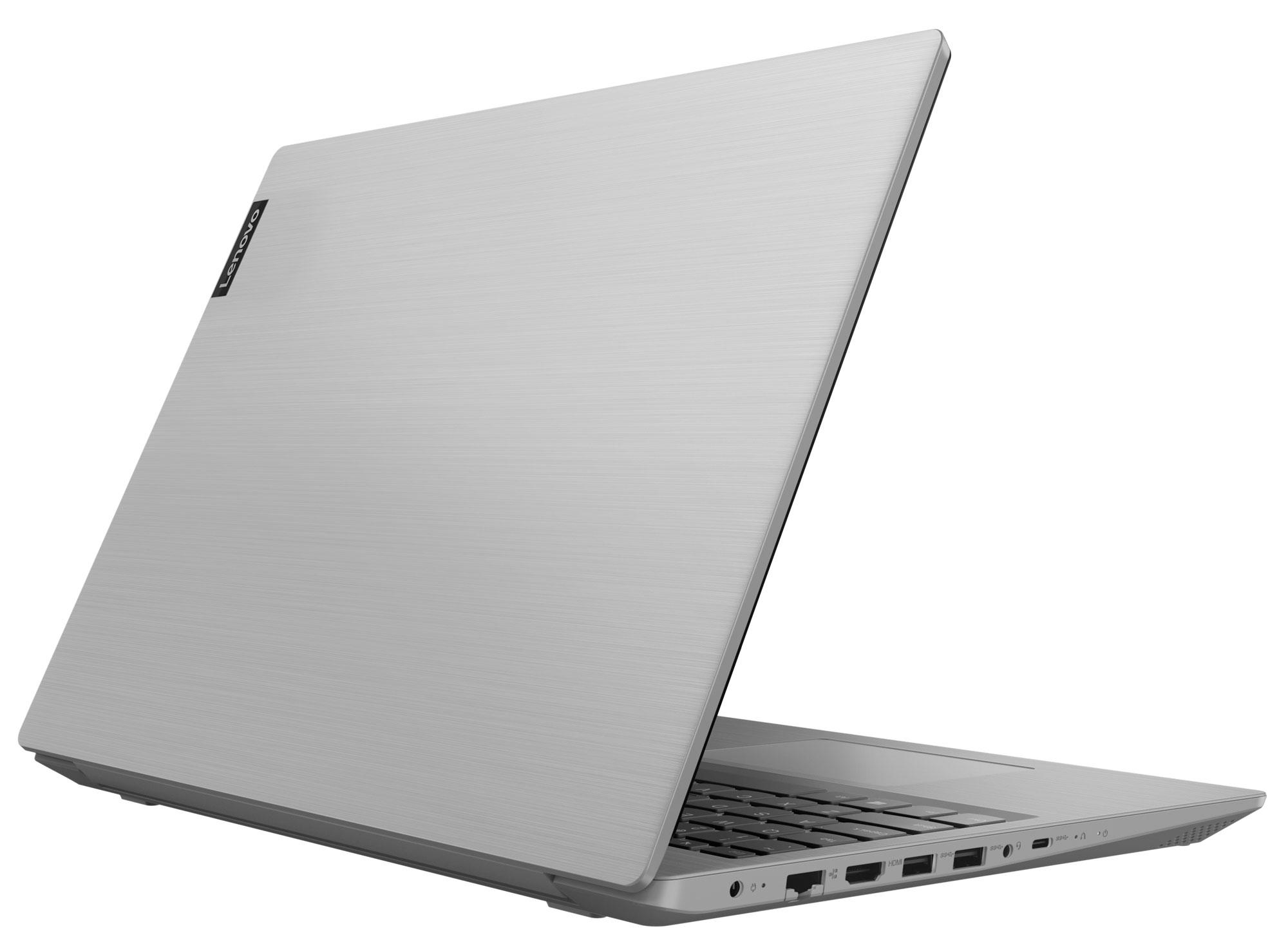 Фото  Ноутбук Lenovo ideapad L340-15API Platinum Grey (81LW0067RE)