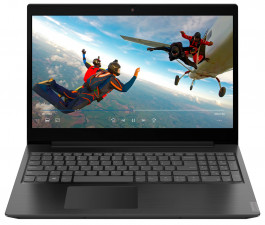 Ноутбук Lenovo ideapad L340-15IWL Granite Black (81LG00U7RE)