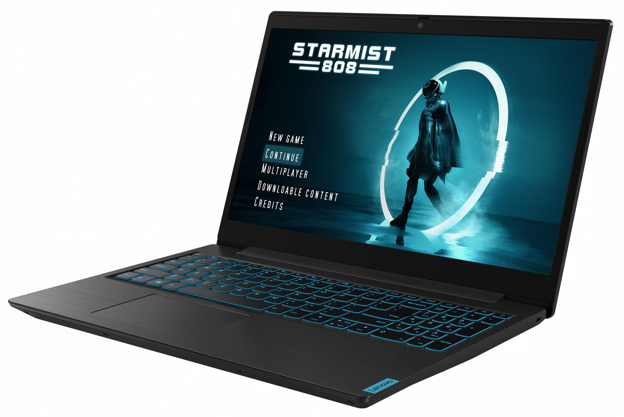 Фото  Ноутбук Lenovo ideapad L340-15IRH Gaming Black (81LK00R0RE)