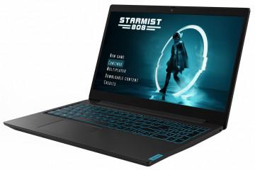 Фото 1 Ноутбук Lenovo ideapad L340-15IRH Gaming Black (81LK00R1RE)