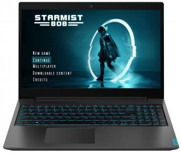 Фото 0 Ноутбук Lenovo ideapad L340-15IRH Gaming Black (81LK00TWRE)
