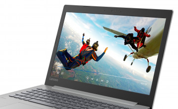 Фото 1 Ноутбук Lenovo ideapad 330-15IKB Platinum Grey (81DE02R6RU)