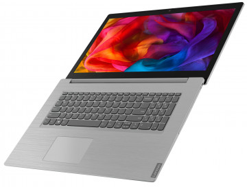 Фото 5 Ноутбук Lenovo ideapad L340-17API Platinum Grey (81LY003QRE)