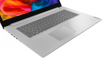 Фото 8 Ноутбук Lenovo ideapad L340-17API Platinum Grey (81LY003QRE)