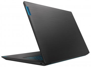 Фото 4 Ноутбук Lenovo ideapad L340-17IRH Gaming Black (81LL007URE)