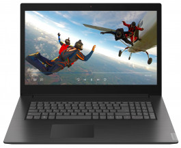 Ноутбук Lenovo ideapad L340-17IWL Granite Black (81M0008SRE)