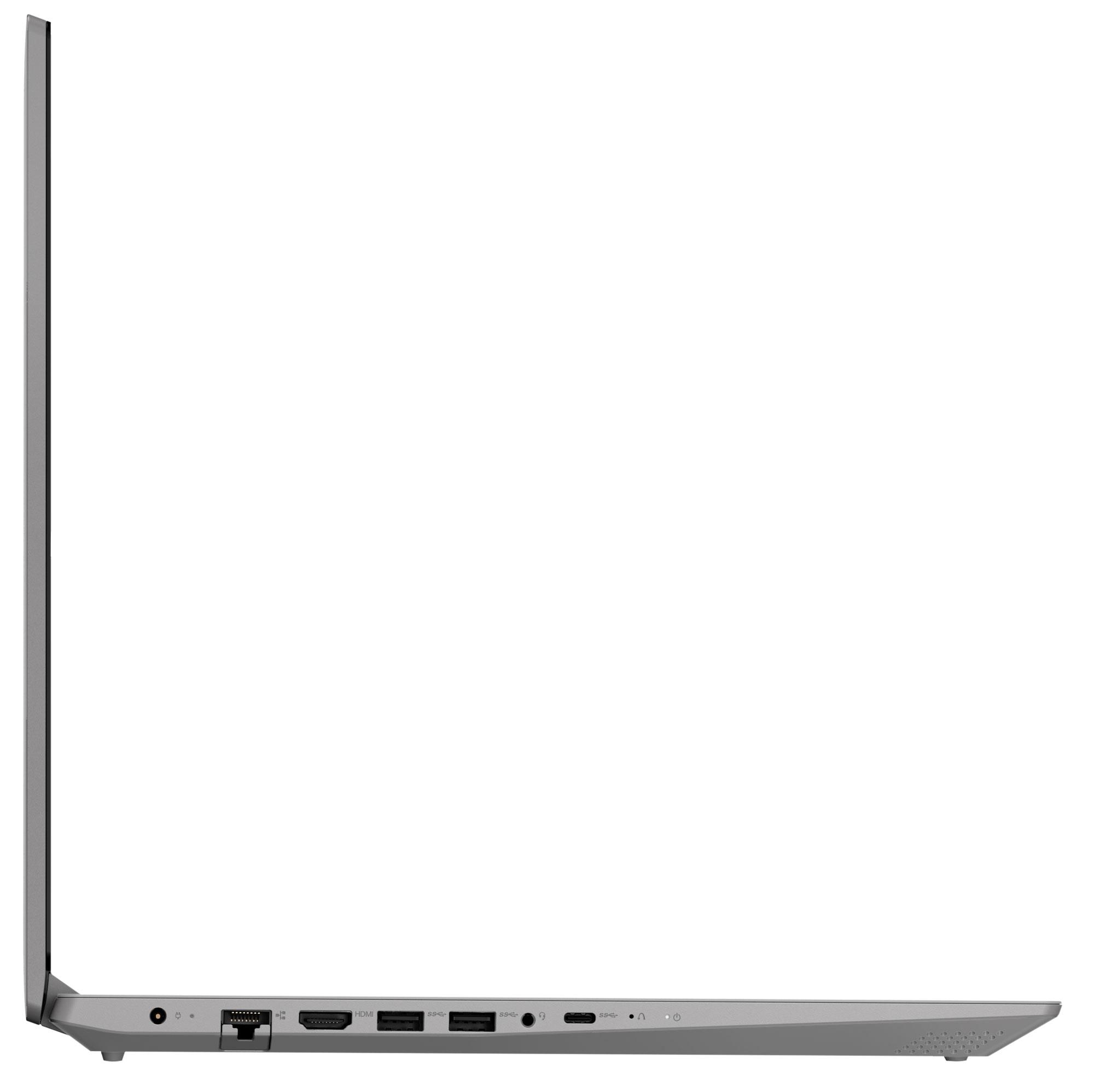 Фото  Ноутбук Lenovo ideapad L340-17IWL Platinum Grey (81M00087RE)