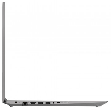 Фото 1 Ноутбук Lenovo ideapad L340-17IWL Platinum Grey (81M00083RE)