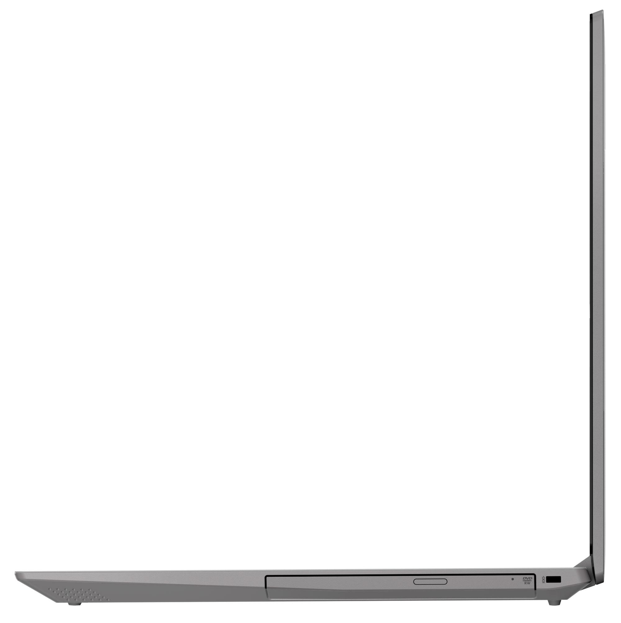 Фото  Ноутбук Lenovo ideapad L340-17IWL Platinum Grey (81M00083RE)
