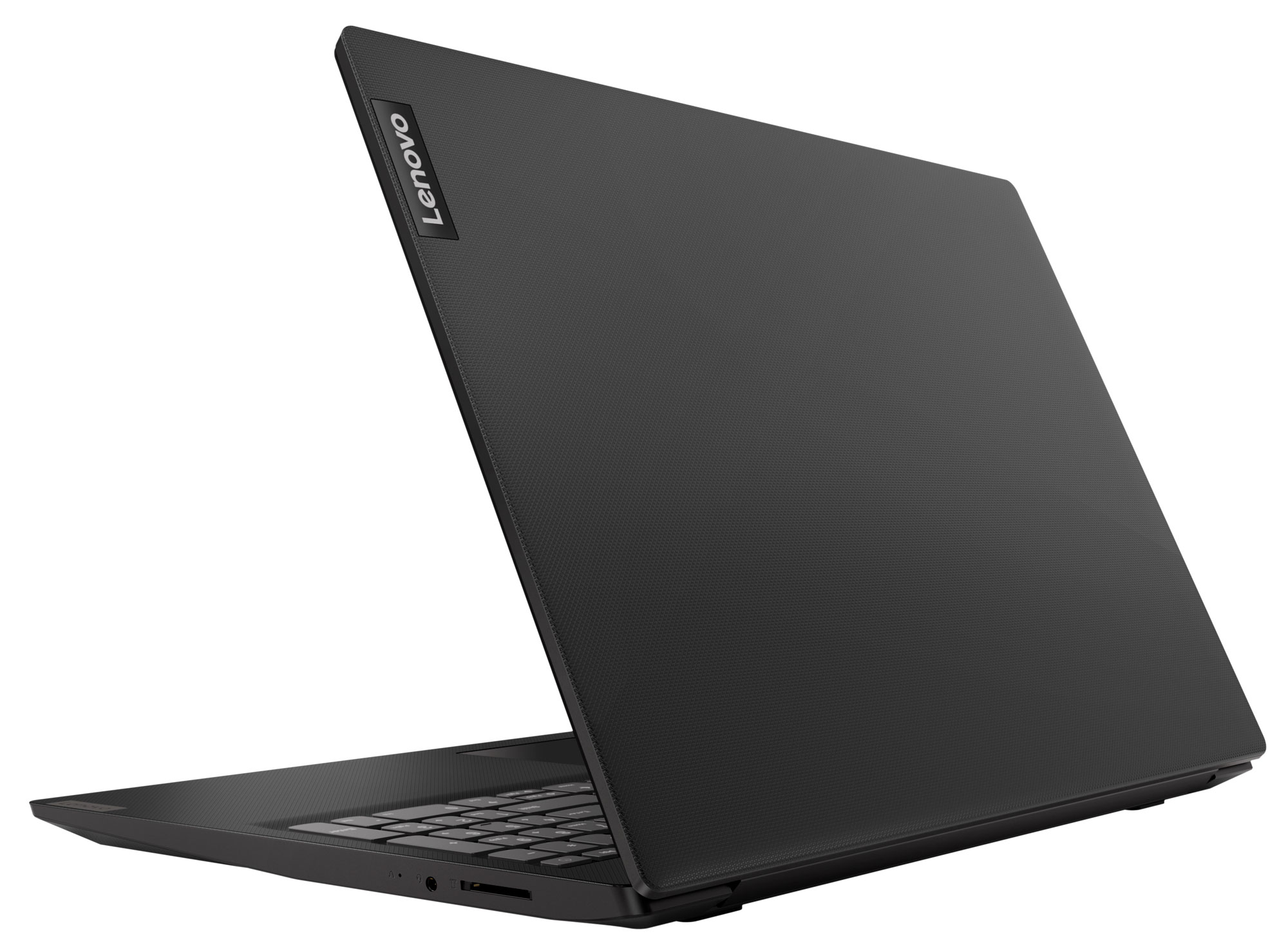 Фото  Ноутбук Lenovo ideapad S145-15AST Black  (81N300CFRE)