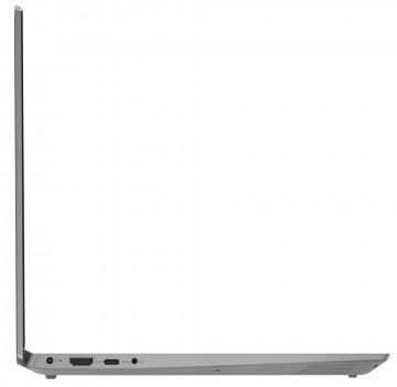 Фото 2 Ноутбук Lenovo ideapad S340-14IWL Platinum Grey (81N700RERE)