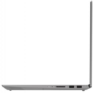Фото 3 Ноутбук Lenovo ideapad S340-14IWL Platinum Grey (81N700RERE)
