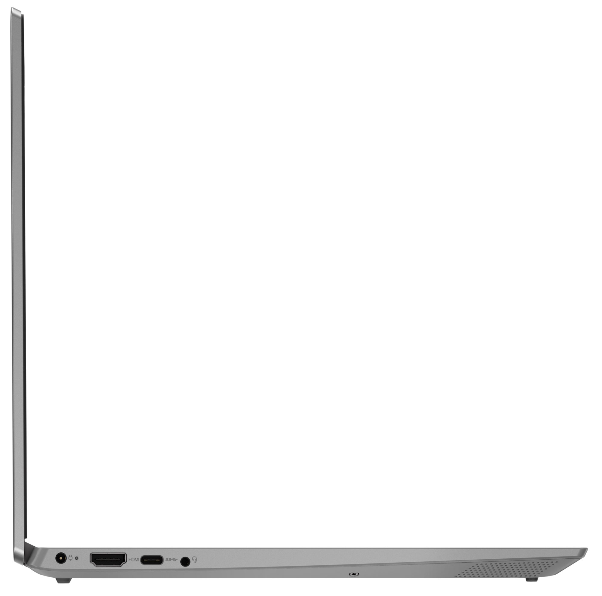 Фото  Ноутбук Lenovo ideapad S340-15IWL Platinum Grey (81N800S9RE)