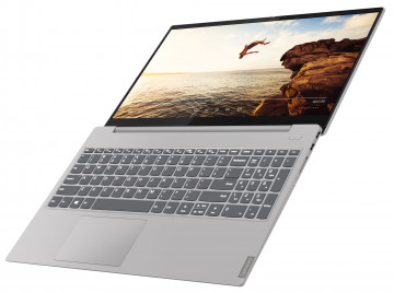 Фото 5 Ноутбук Lenovo ideapad S340-15IWL Platinum Grey (81N800S9RE)