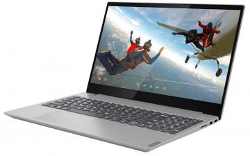 Фото 0 Ноутбук Lenovo ideapad S340-15IWL Platinum Grey (81N800YQRE)