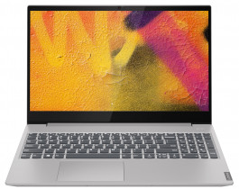 Ноутбук Lenovo ideapad S340-15IWL Platinum Grey (81N80144RE)