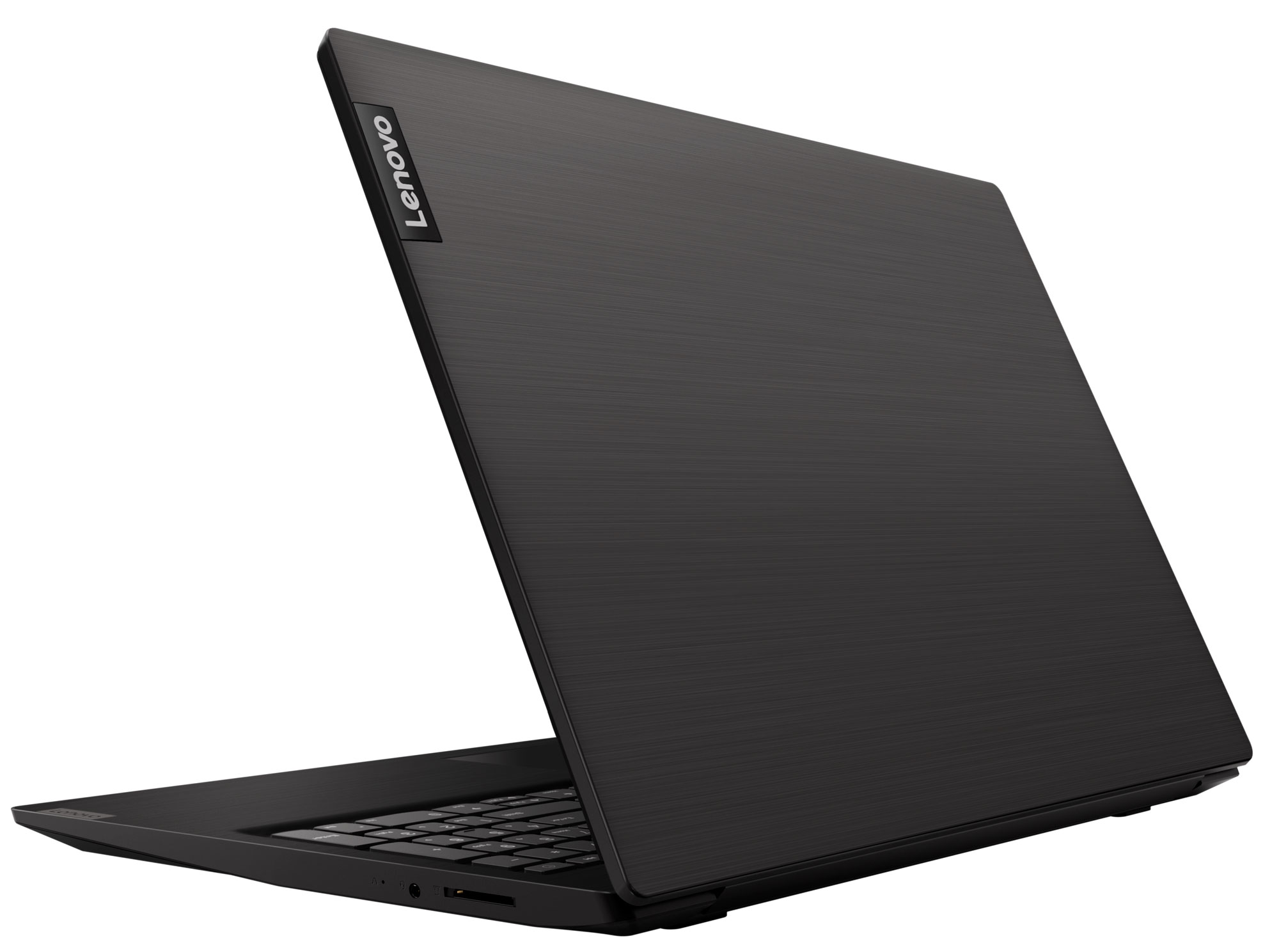 Фото  Ноутбук Lenovo ideapad S145-15IWL Black (81MV0191RK)