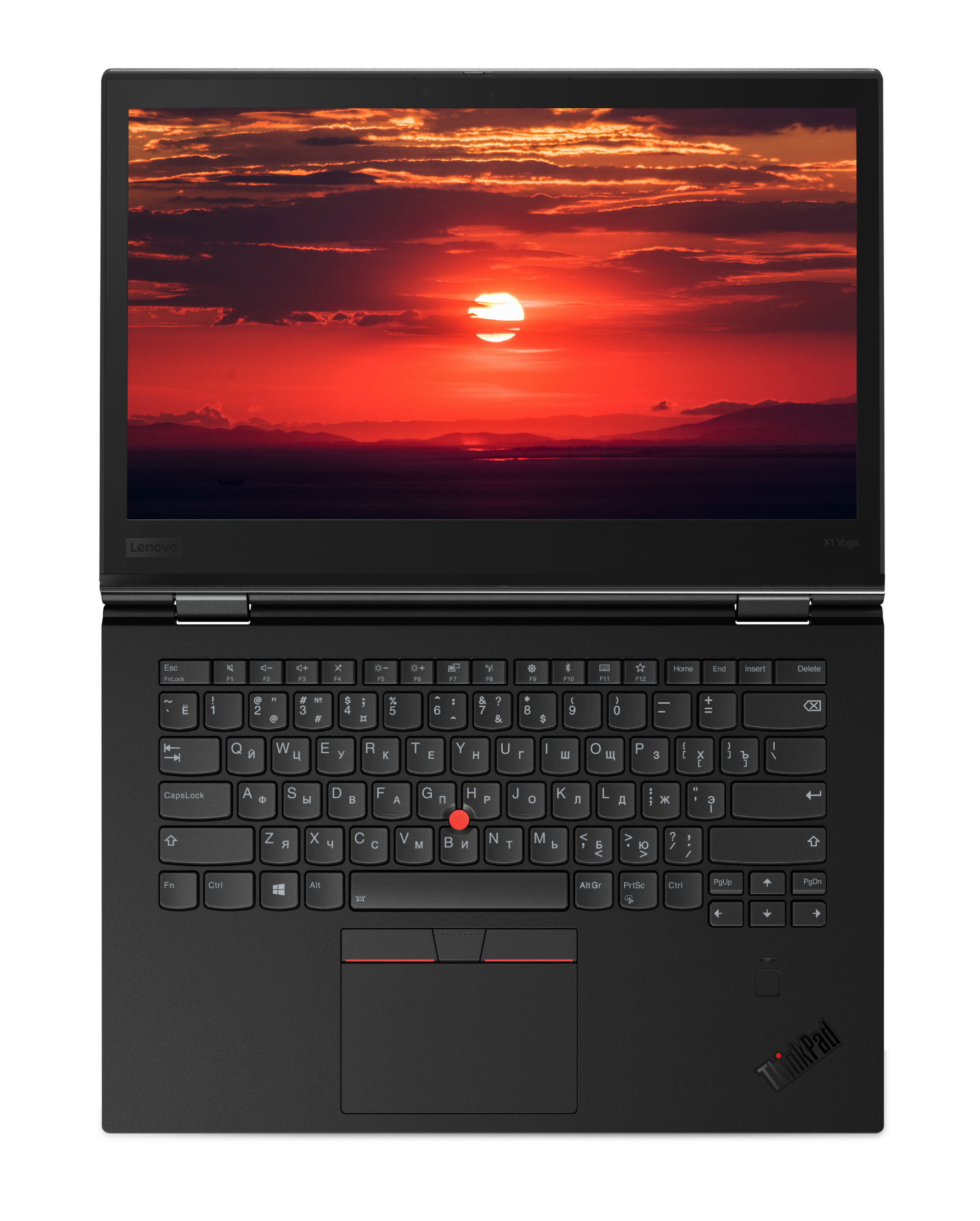 Фото  Ультрабук ThinkPad X1 Yoga 3rd Gen (20LES1N803)