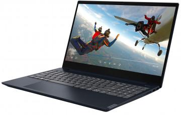 Фото 0 Ноутбук Lenovo ideapad S340-14API Abyss Blue (81NB00BDRE)