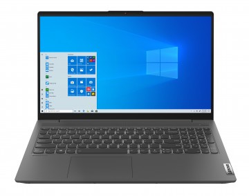 Фото 0 Ноутбук Lenovo ideapad 5i 15IIL05 Graphite Grey (81YK006HRE)