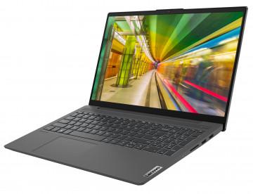 Фото 2 Ноутбук Lenovo ideapad 5i 15IIL05 Graphite Grey (81YK006HRE)