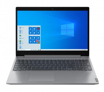 Фото 1 Ноутбук Lenovo ideapad L3 15IML05 Platinum Grey (81Y300CLRE)