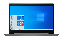 Ноутбук Lenovo ideapad L3 15IML05 Platinum Grey (81Y300CKRE)