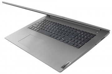 Фото 7 Ноутбук Lenovo ideapad 3 17IML05 Platinum Grey (81WC004ERE)