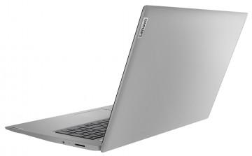 Фото 3 Ноутбук Lenovo ideapad 3 17IML05 Platinum Grey (81WC0012RE)