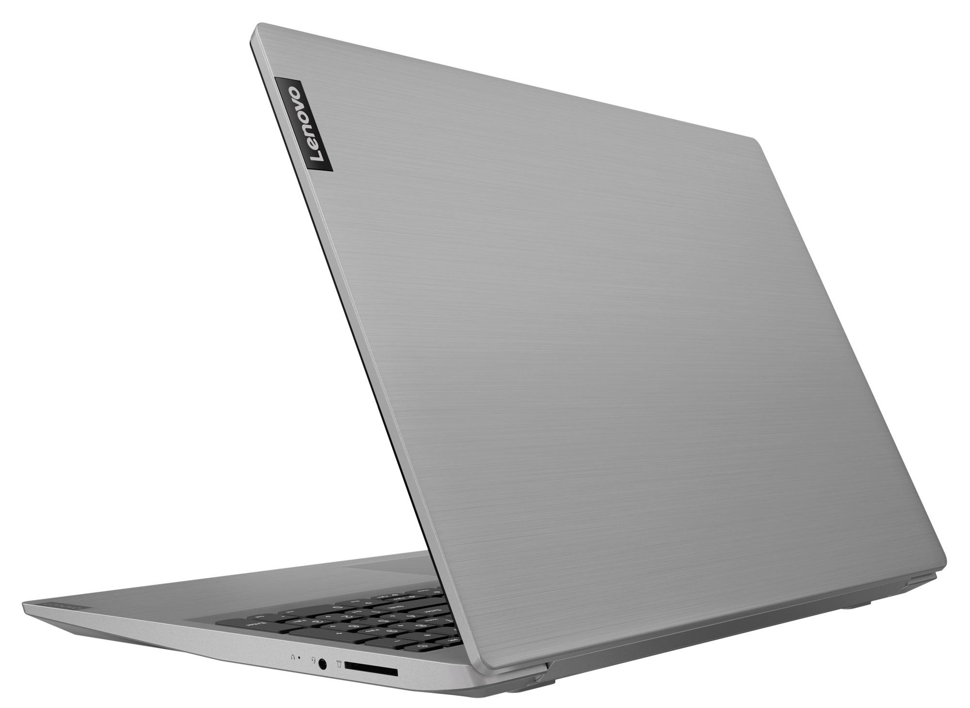 Фото  Ноутбук Lenovo ideapad S145-15AST Grey (81N300BURE)