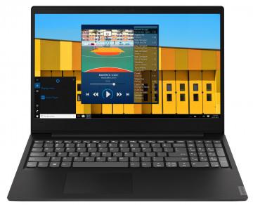 Ноутбук Lenovo ideapad S145-15AST Black (81N300GURE)