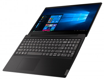 Фото 5 Ноутбук Lenovo ideapad S145-15AST Black (81N300GURE)