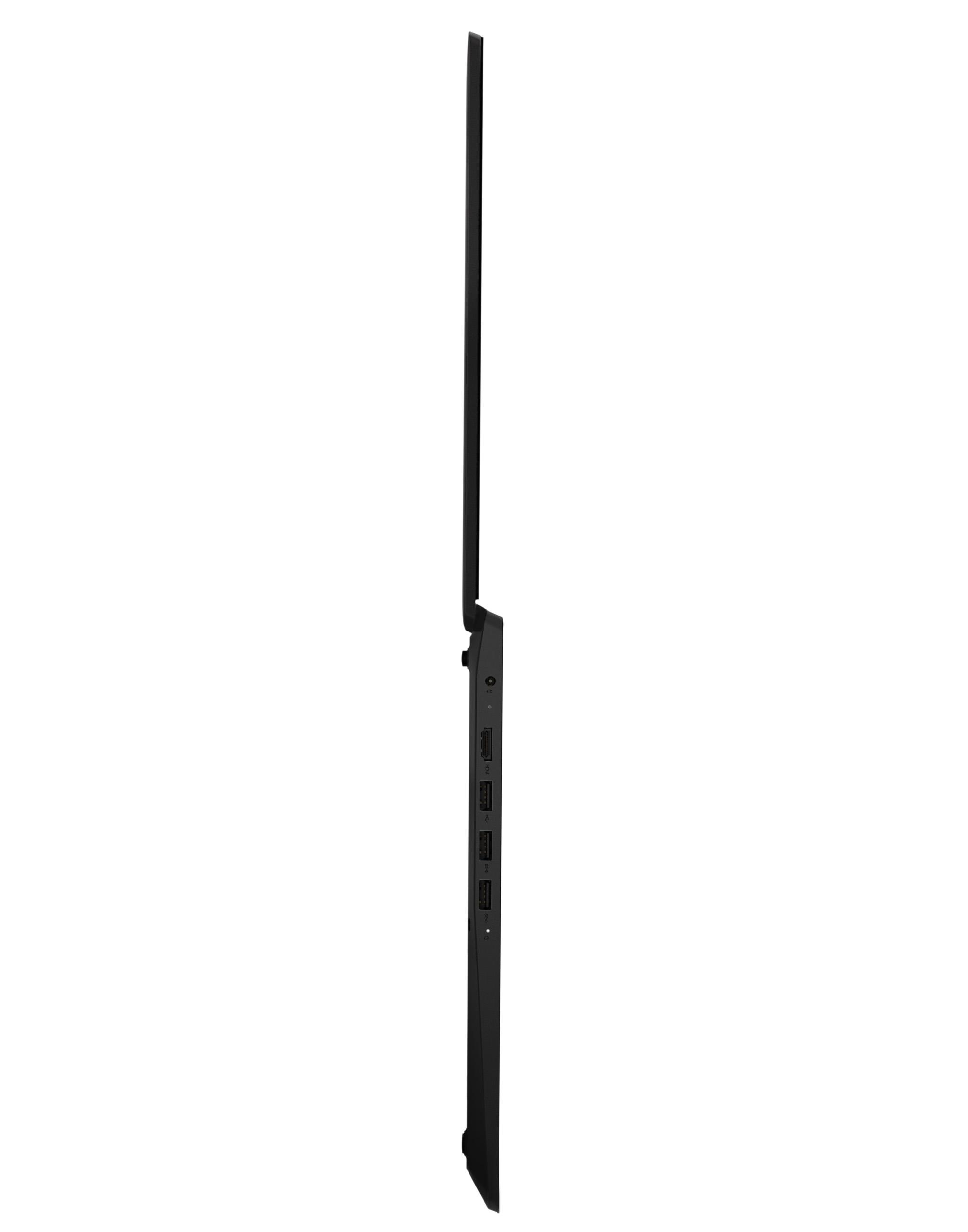 Фото  Ноутбук Lenovo ideapad S145-15AST Black (81N300GURE)