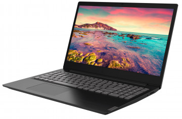 Фото 1 Ноутбук Lenovo ideapad S145-15AST Black (81N30059RE)
