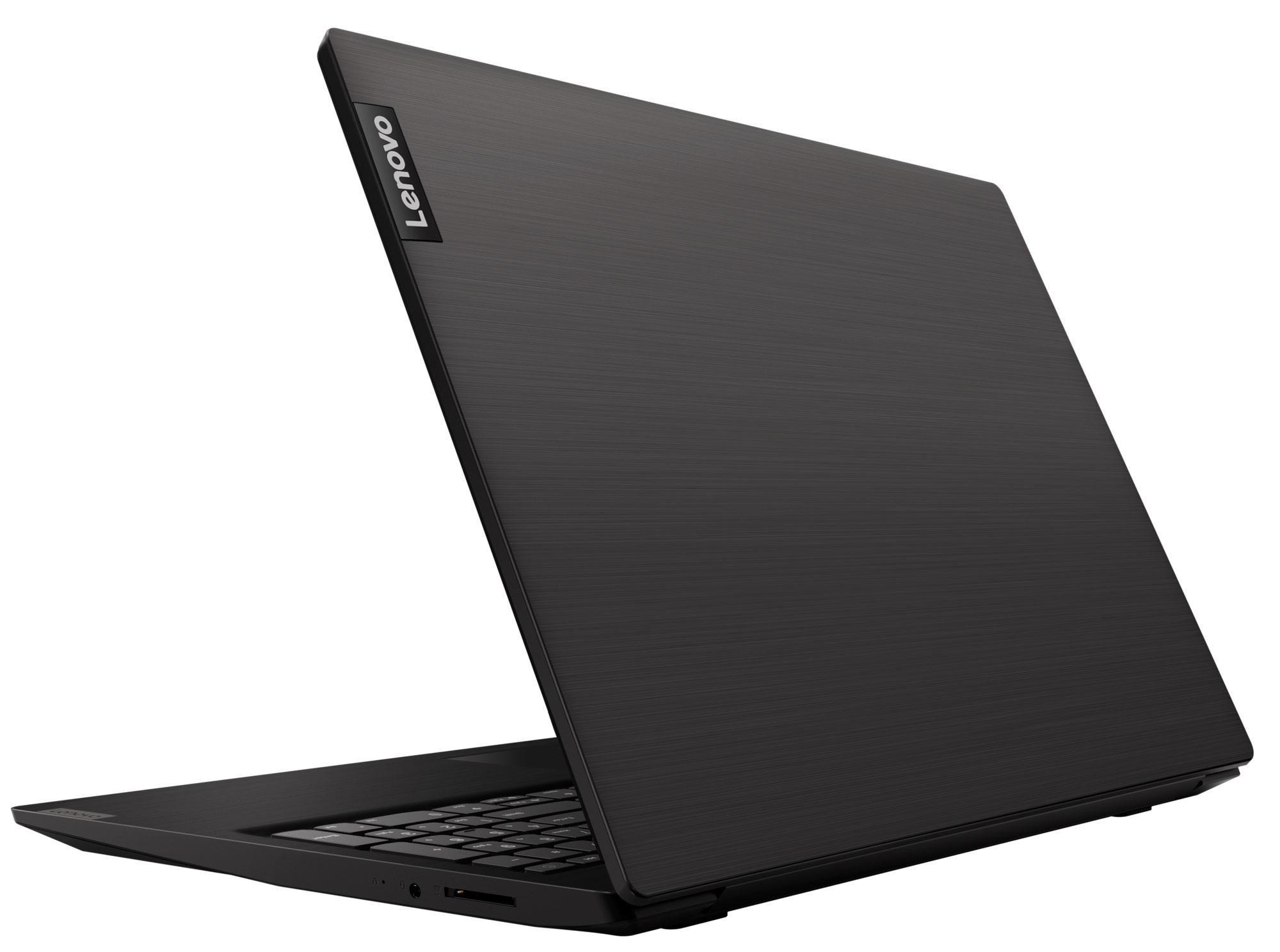 Фото  Ноутбук Lenovo ideapad S145-15AST Black (81N300CGRE)
