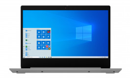 Ноутбук Lenovo ideapad 3 15IML05 Platinum Grey (81WB0076RE)