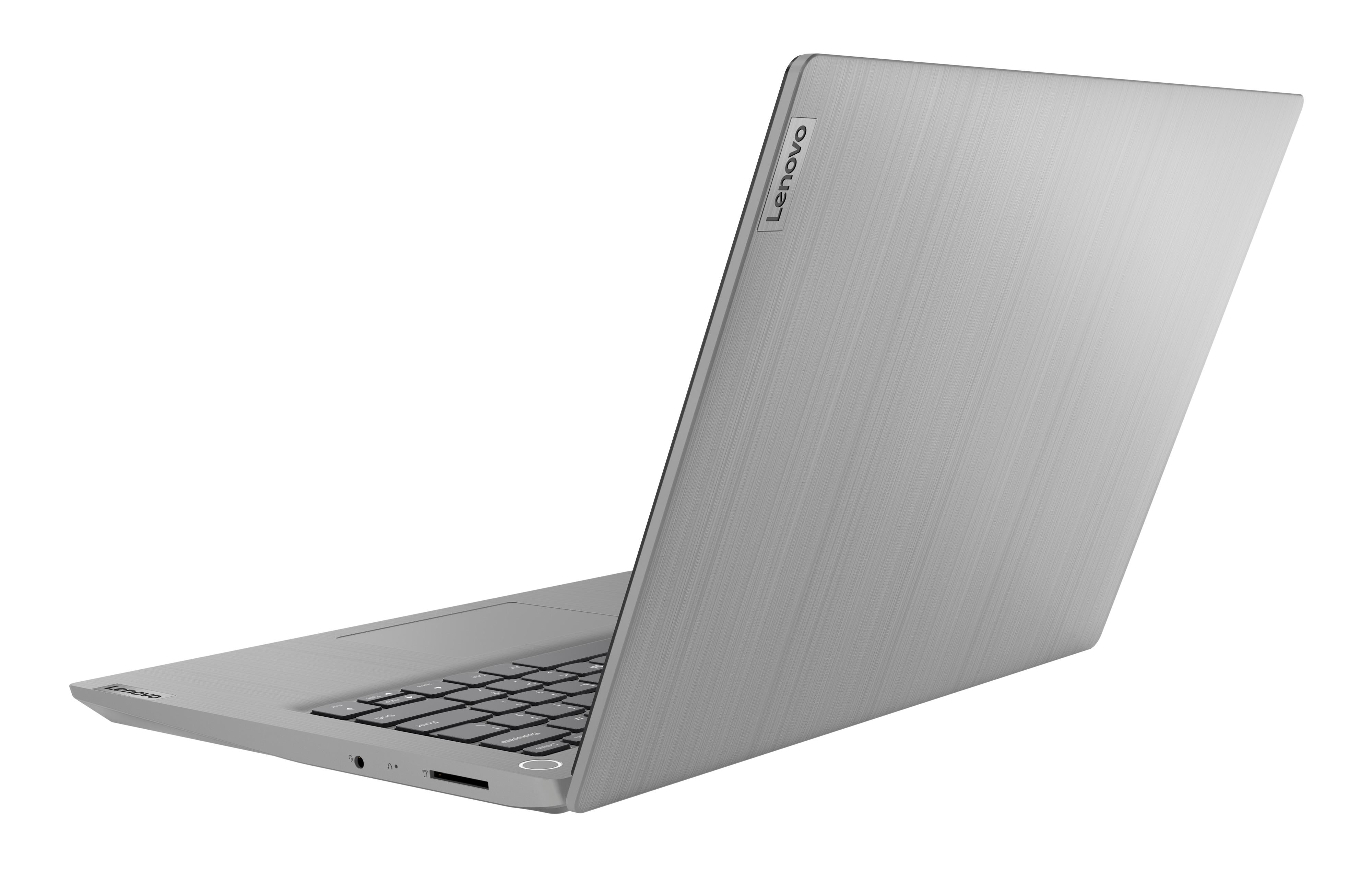 Фото  Ноутбук Lenovo ideapad 3 15IML05 Platinum Grey (81WB0076RE)