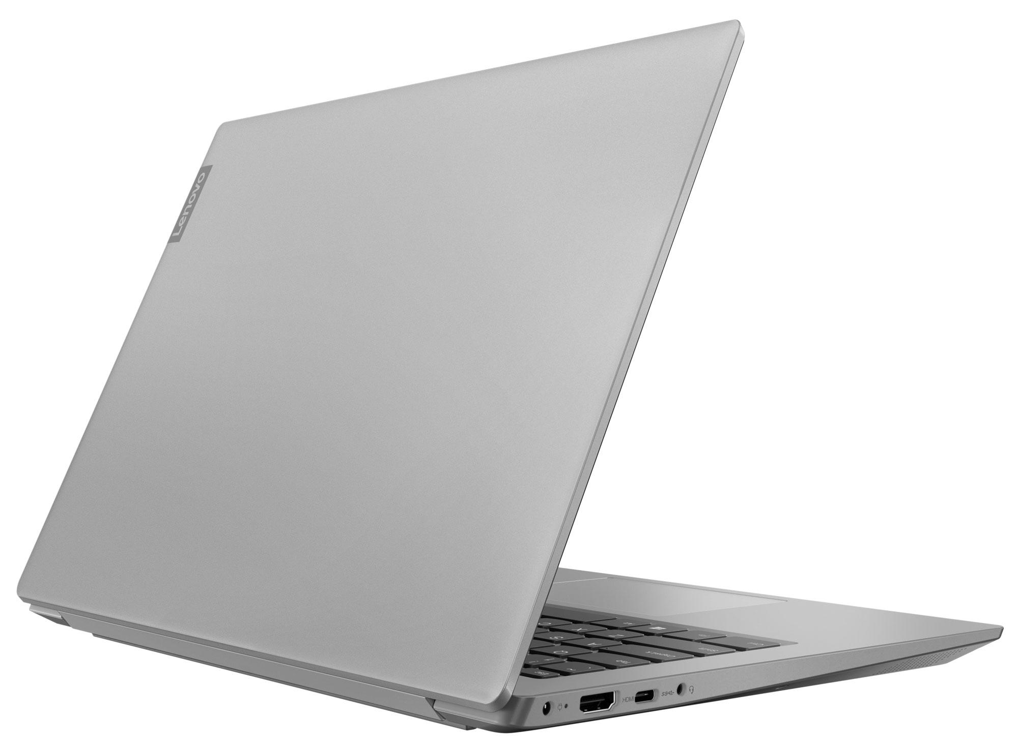 Фото  Ноутбук Lenovo ideapad S340-14IIL Platinum Grey (81VV00H2RE)