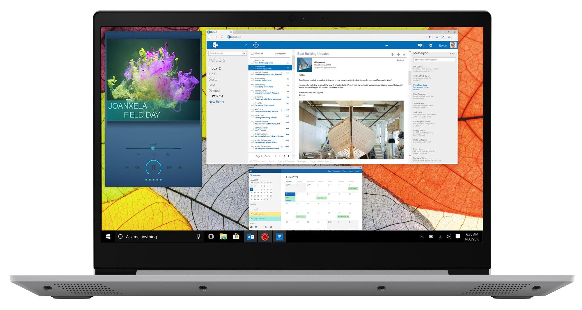Фото  Ноутбук Lenovo ideapad S145-15IGM Grey  (81MX001HRE)