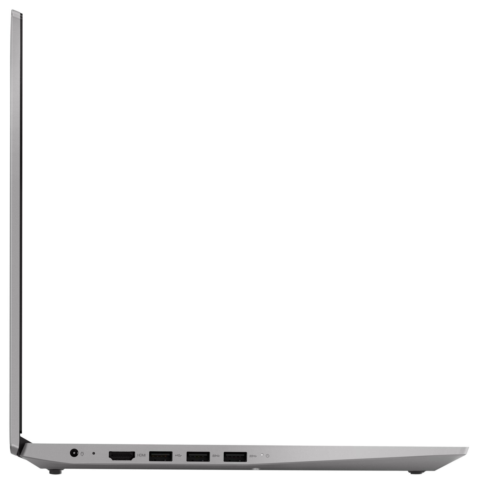 Фото  Ноутбук Lenovo ideapad S145-15API Platinum Grey (81UT00B2RE)