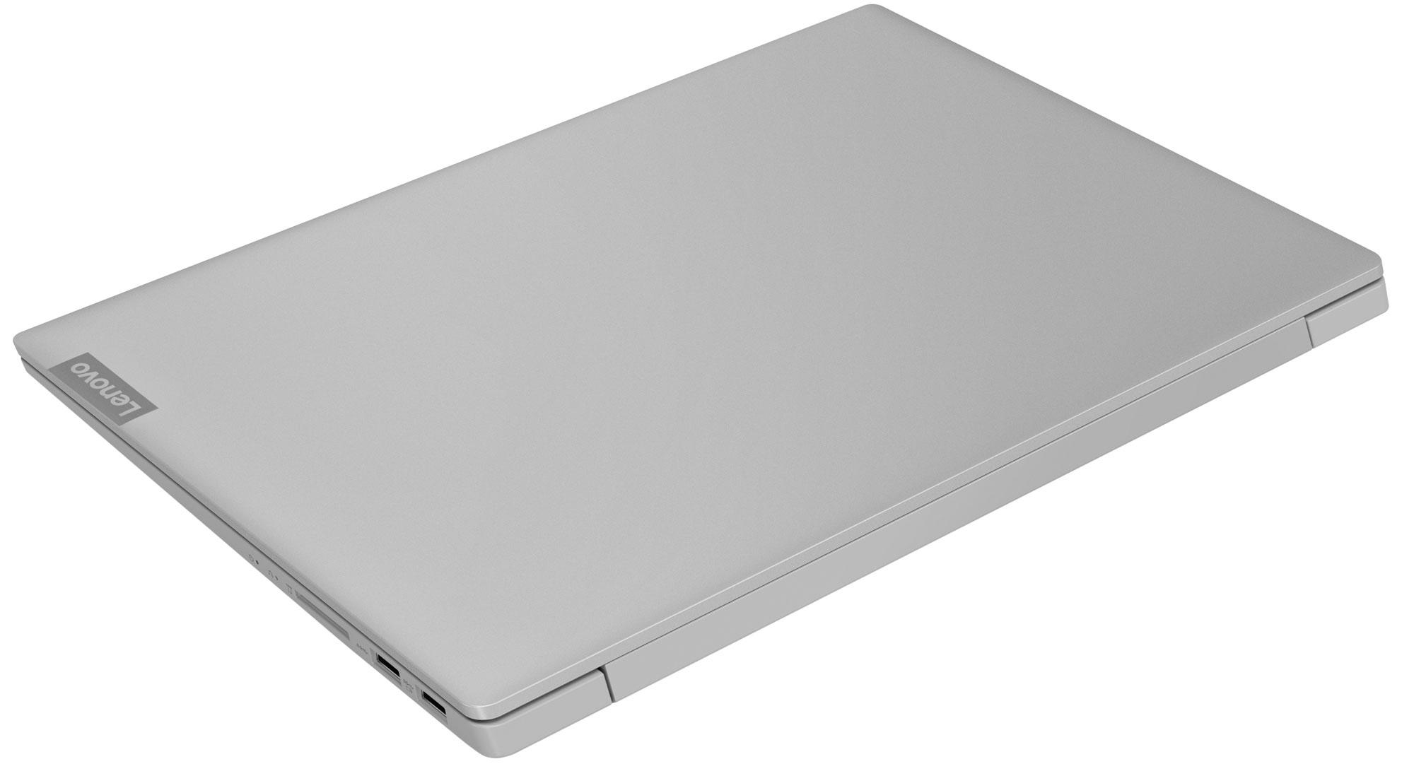 Фото  Ноутбук Lenovo ideapad S340-15IML Platinum Grey (81NA006SRE)