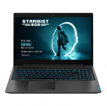 Фото 1 Ноутбук Lenovo ideapad L340-15IRH Gaming Black (81LK00QWRE)