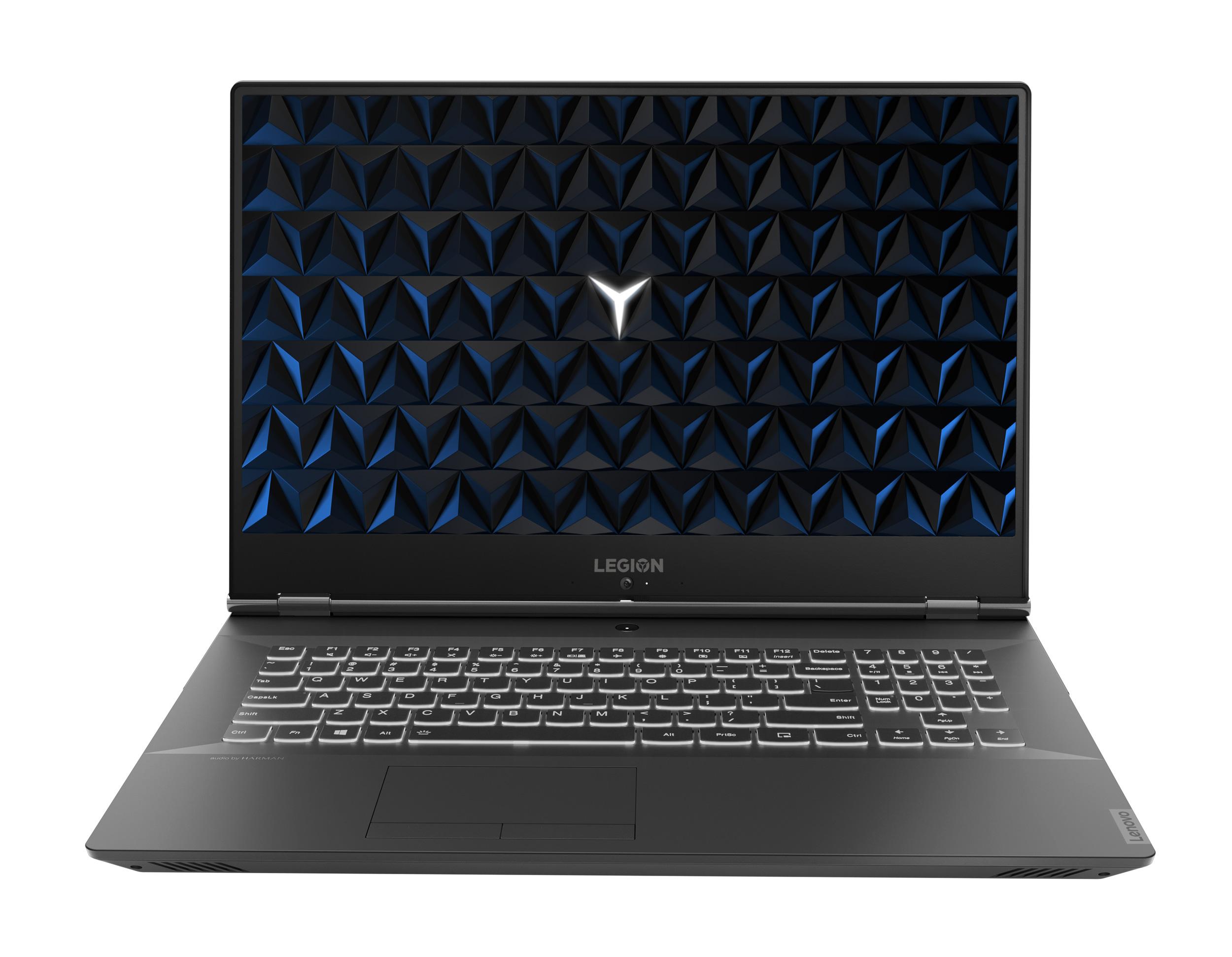 Фото  Ноутбук Lenovo Legion Y540-17IRH Black (81Q400FKRE)