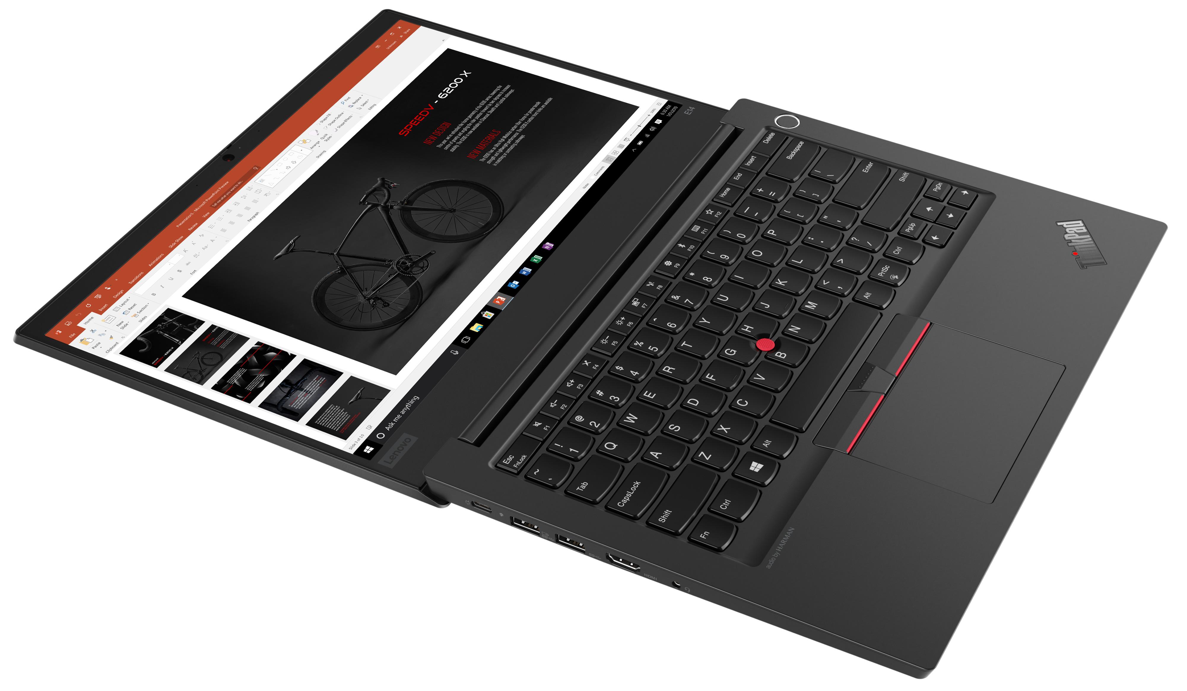 Фото  Ноутбук ThinkPad E14 (20RA001LRT)