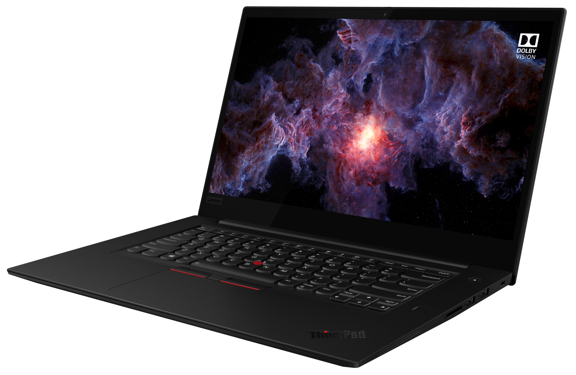 Фото  Ультрабук ThinkPad X1 Extreme 2nd Gen (20QV000WRT)