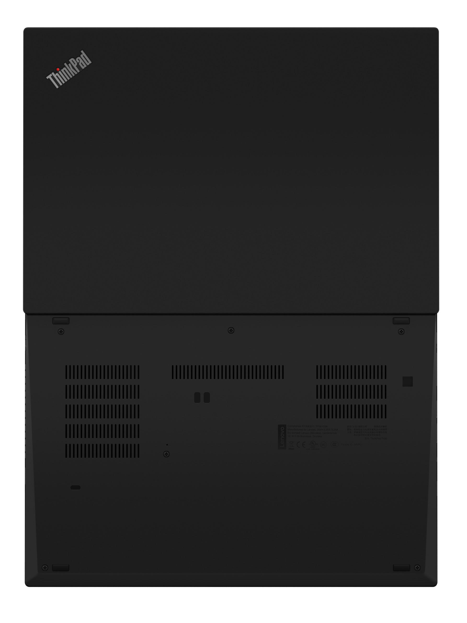 Фото  Ноутбук ThinkPad T490 (20N2000CRT)
