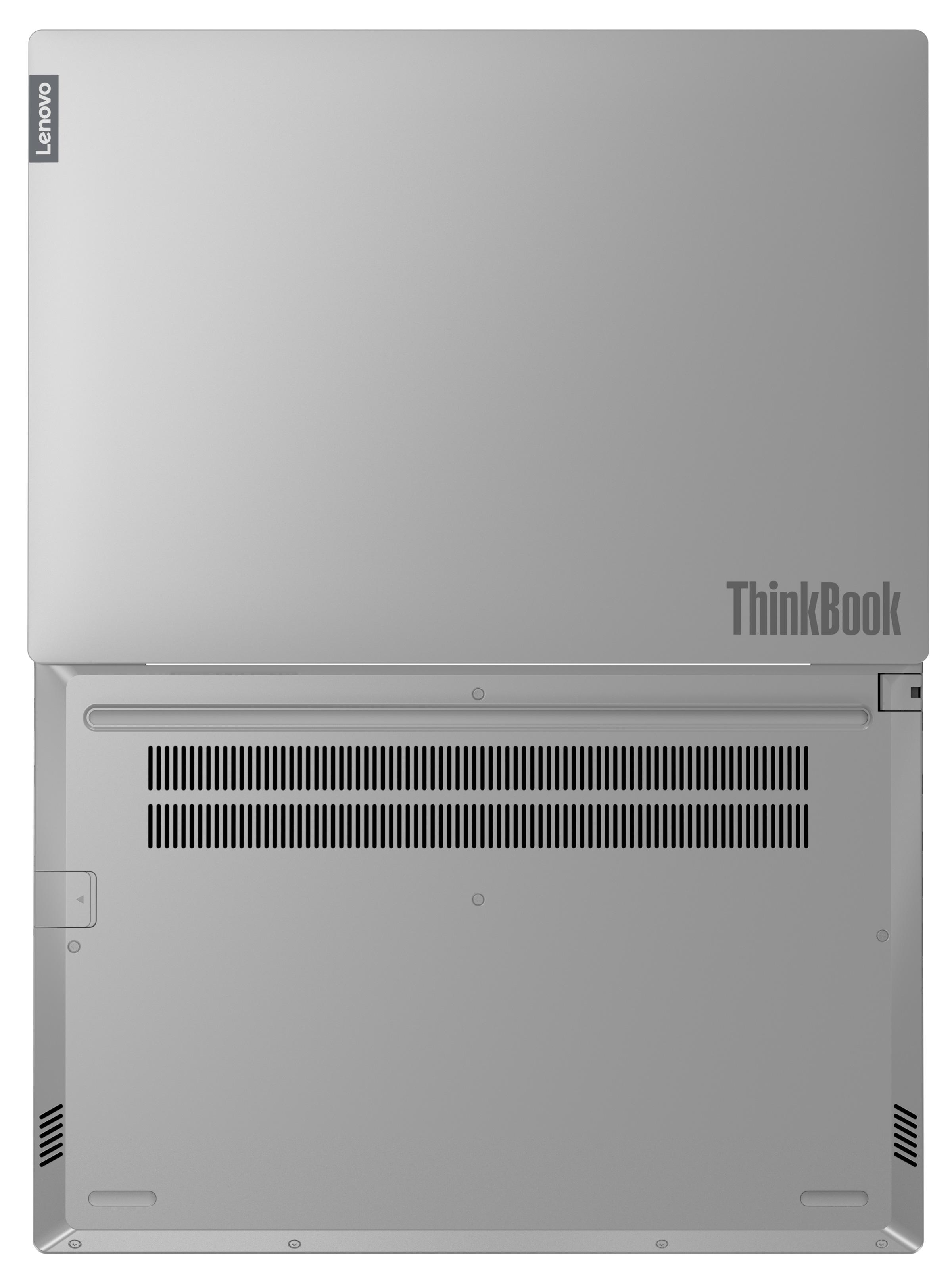 Фото  Ноутбук ThinkBook 14-IML Mineral Grey (20RV0078RU)