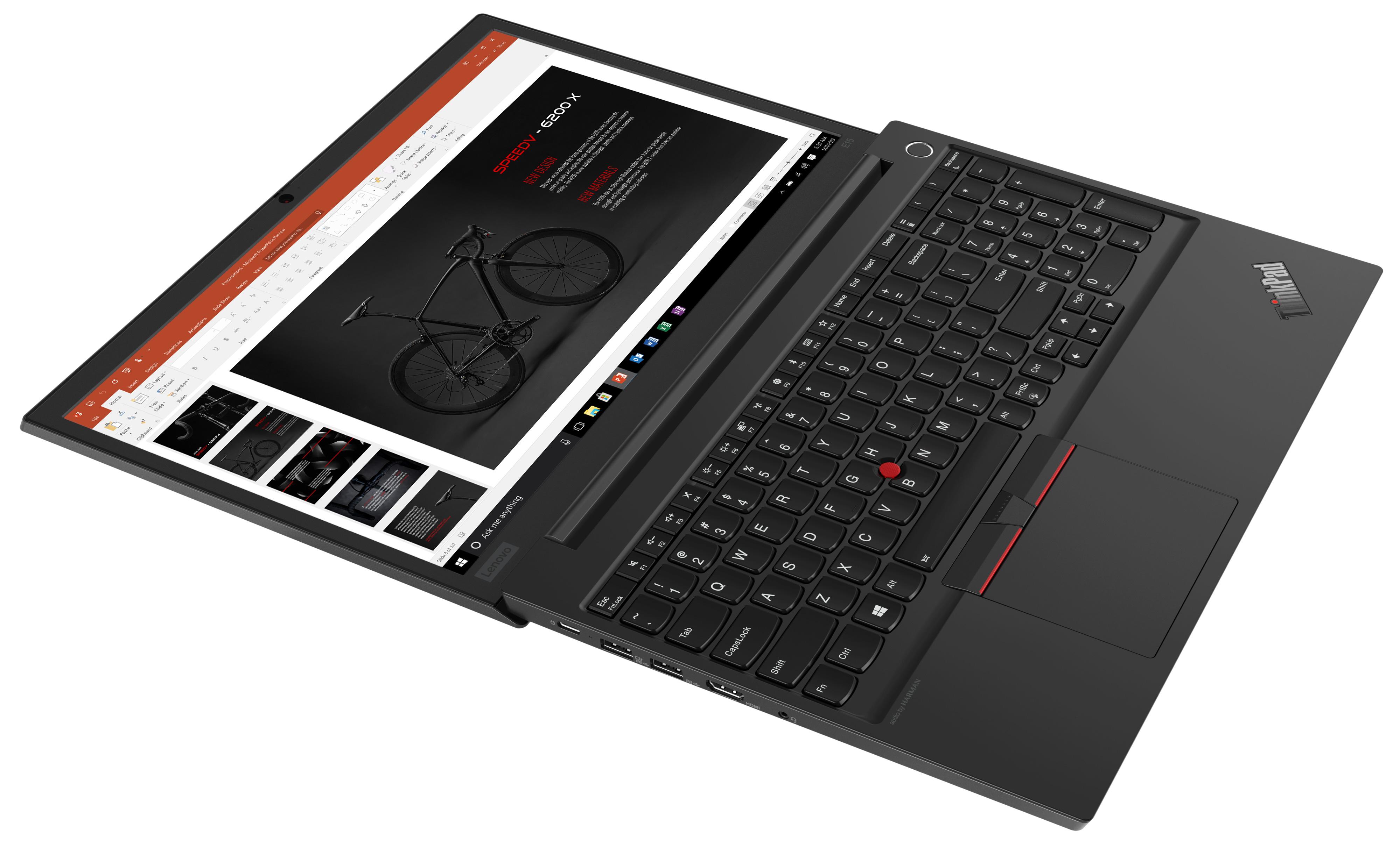 Фото  Ноутбук ThinkPad E15 (20RD001BRT)