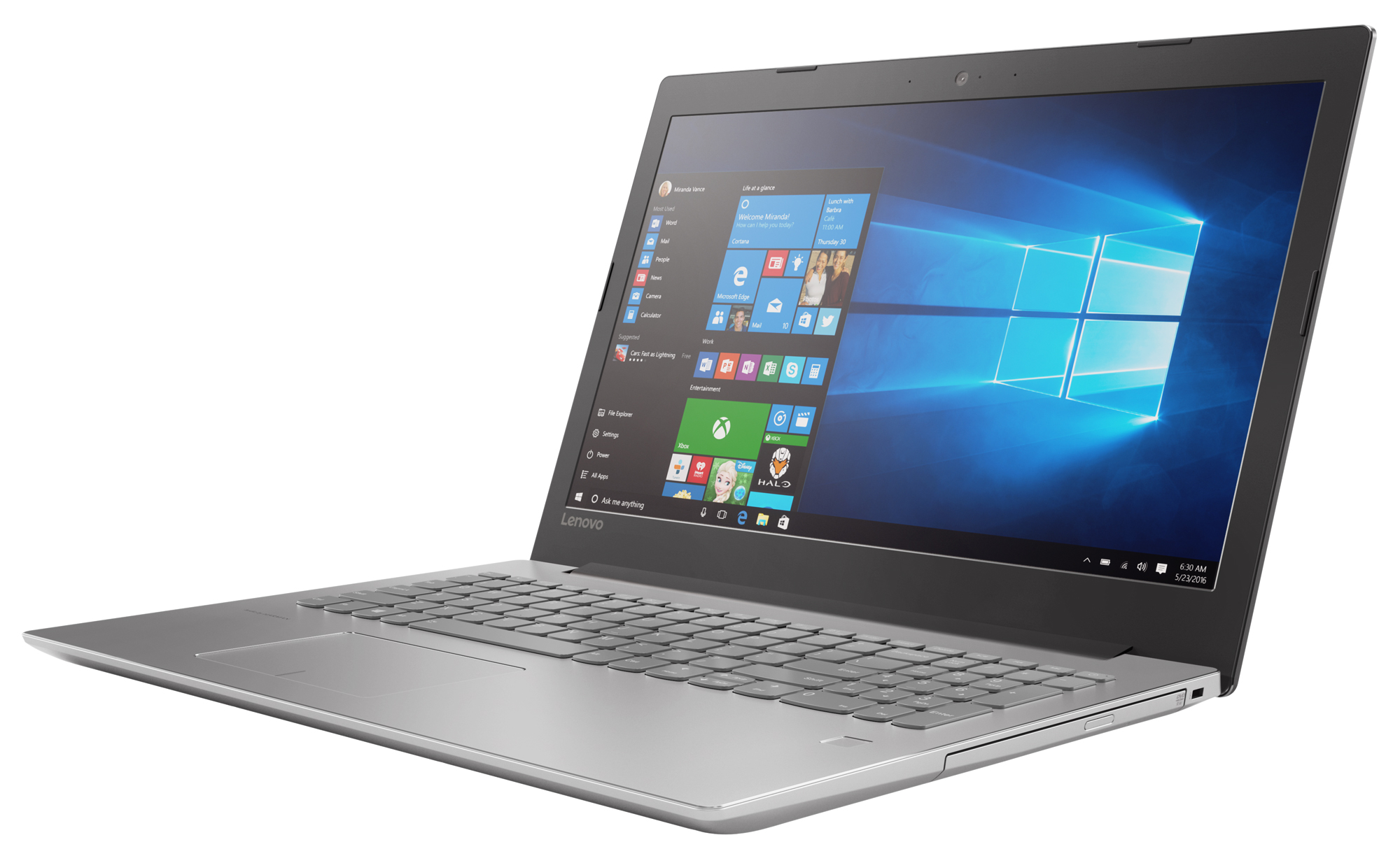 Фото  Ноутбук Lenovo ideapad 520-15IKB Iron Grey (81BF001CRU)