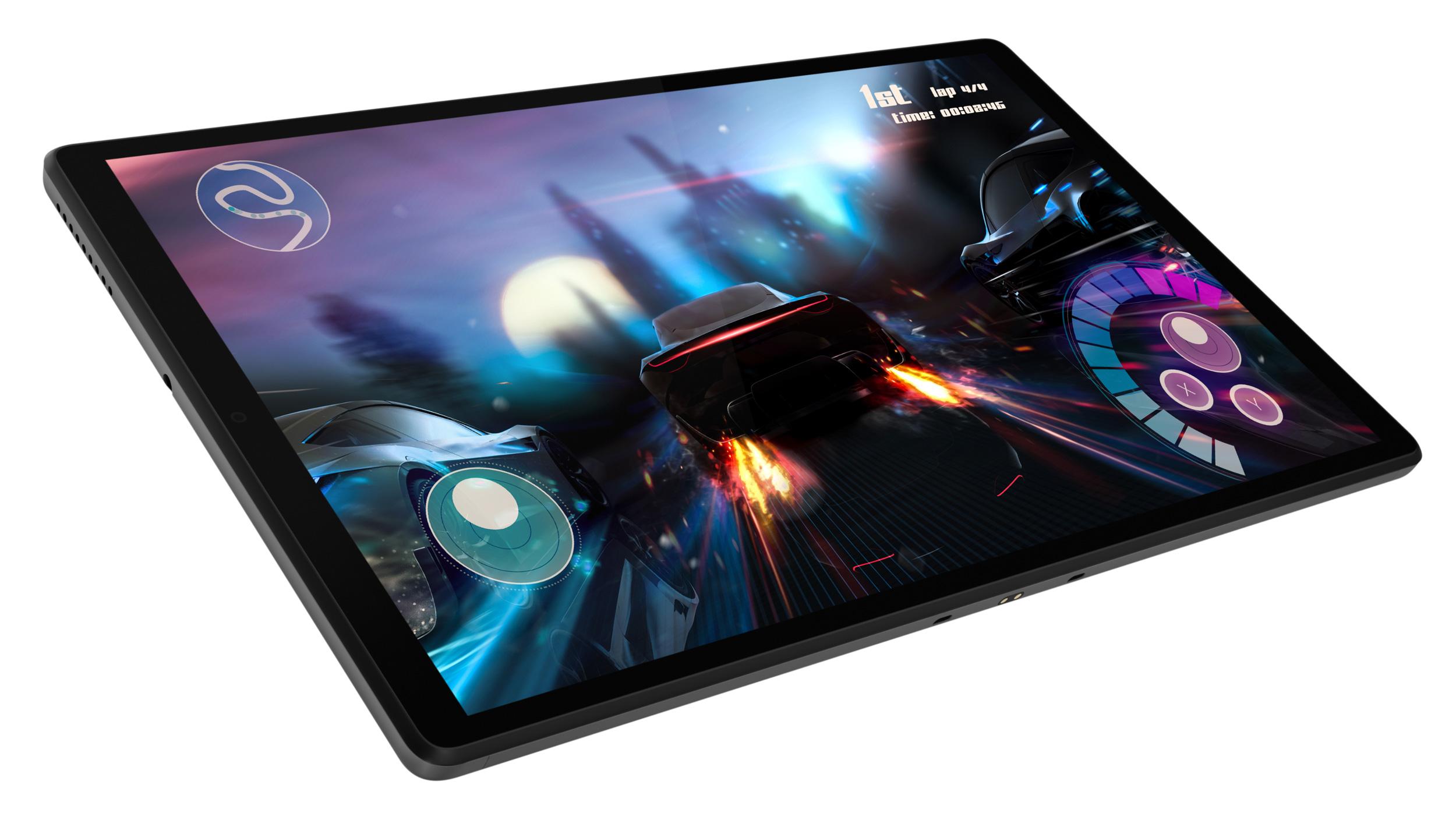 Фото  Планшет  Lenovo TAB M10 Plus FHD 2/32 LTE Iron Grey (ZA5V0302RU)